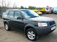 Freelander 1.8 5 And 3 Doors Land Rover Used Cars