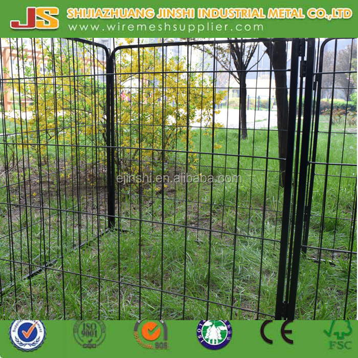 Quality wire mesh panels animal play pen / dog pen