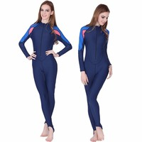 SBART 2016 Women's Wholesale Diving Suits, Rash Guard and Wetsuits in Lycra with Long Sleeve, One Piece, Full Body