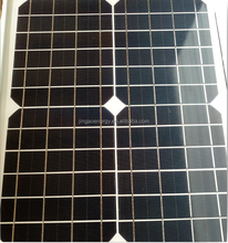 Best price high efficiency solar cell 30W monocrystalline PV solar panel price