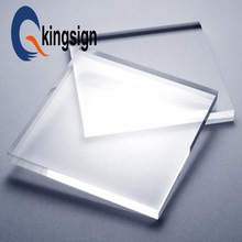 China manufacture supply 100% virgin pmma 3mm clear acrylic sheet