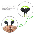 Portable Magnetic control In-ear Wireless Bluetooth V4.1 Earphone Headset with Microphone