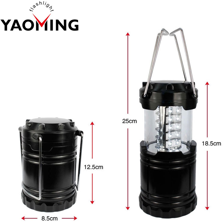 Amazon Hot Selling Rechargeable Lamp Outdoor Powerful Lantern High Lumens LED Camping Light