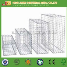 CE Certificate Direct Factory Galvanized Wire Stone Baskets Welded Gabions