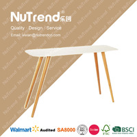cream colored plastic dining room table and chairs