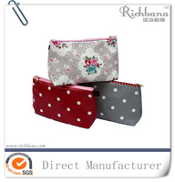 custom makeup kits coloured cosmetic bag