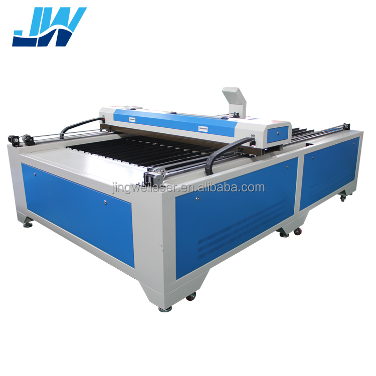 Jingwei CO2 Laser Cutting Machine 1325 for acrylic cloth Rubber Auto leather materials