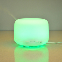 2016 High efficiency led color changing essential oil therapy aroma diffuser/electric aroma air freshener