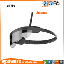 Factory direct sales 854*480P FPV 3D Video Glass Full HD For Night Vision ,Monitoring, Flight Control