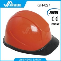 BEST CE proved professional mine safety cheap helmet with ANSI&CE
