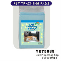 Eco-Friendly Disposable Highly Absorbent Dog Pee Pad