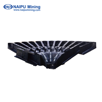 Mining Composite liners and spares for AG/SAG/ball mill
