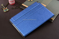 Small wholesale full stand tablet leather case for ipad 6 for ipad air 2 with competitive price