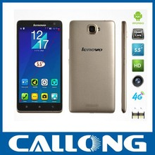 Original Lenovo S856 mobile phone 5.5 inch HD IPS screen Quad-Core 1GB/8GB dual sim Android 4.4 cellphone 4G LTE smartphone
