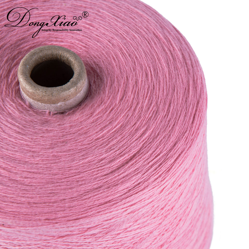 2/28Nm Cashmere Wool Blend Cone Yarn Price For Knitting Weaving Wool Cashmere70/30 Yarn
