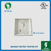 For 1x4 ,2x2 and 2x4 Troffer Fixtures led troffer retrofit kits