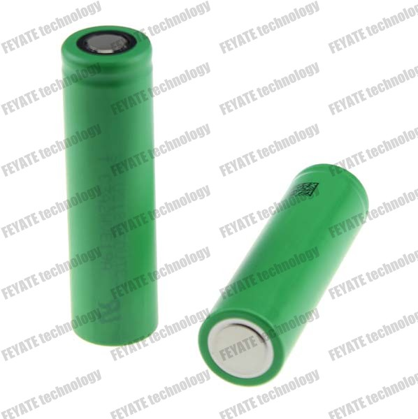 18650 2250mAh - 10A discharge 3.7v li ion battery cell US18650V3