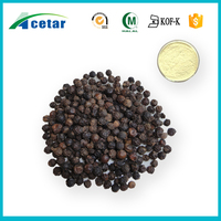 best sell product of black pepper powder extract