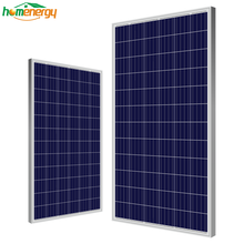 High Efficiency 4BB 300W 48V Monocrystalline Solar Panel Black PV Panels
