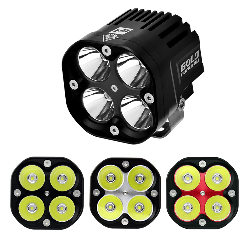 Top sale!!18w 30w 40w led work light for auto parts,cars,atvs ip68 led headlight
