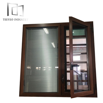 Special customization Teeyeo Chinese Top Brand Hardware import aluminium casement windows uk