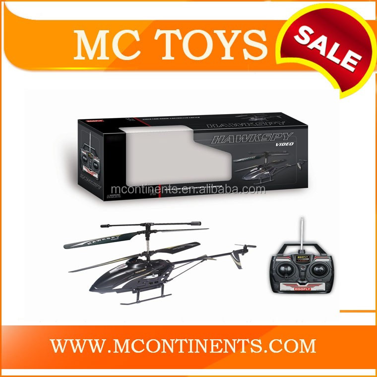3ch Big Rc Helicopter With Camera And Gyro