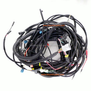 zx200 wire harness excavator assembly