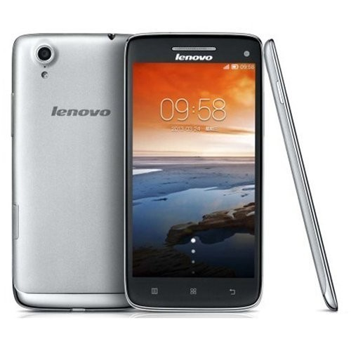 New arriving android 4.2 gsm wcdma dual sim cellphone lenovo famous brand mtk6589t mobile phone