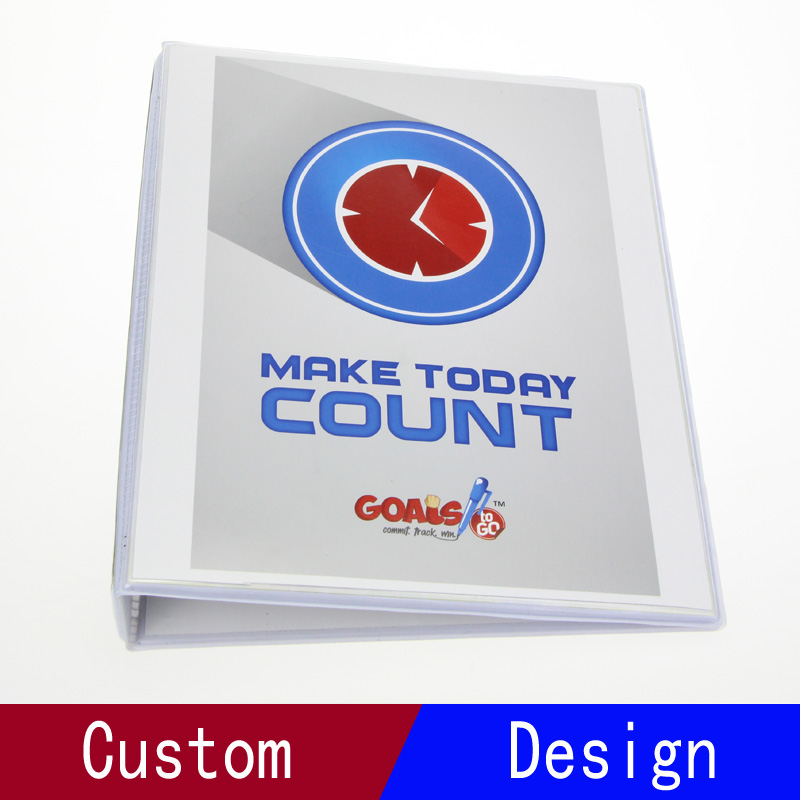 Custom gift A4/A5 conference document plastic presentation file folder