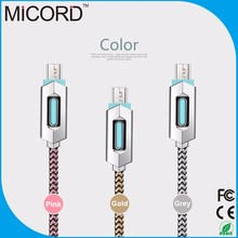 Magnetic Mobile Accessories Led Usb Cable For IPhone,Light Charging Usb Data Cable