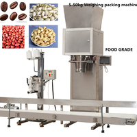 food grade stand up grain nut automatic packing machine/vertical weigh filling packing machine