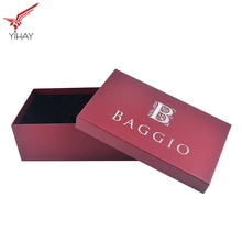 Free sample New customized kraft paper carton box for shoe packaging