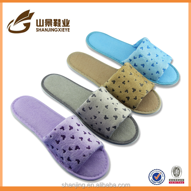 new model woman sandal cute litter printing slipper all kinds of slippers