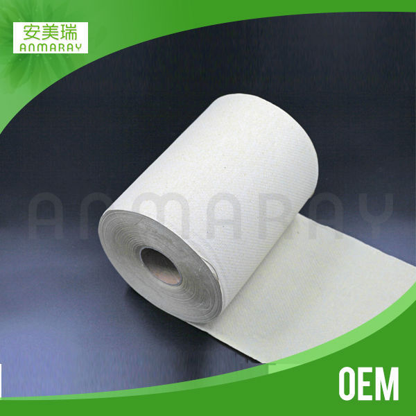 1ply Recycled Pulp Wholesale Bounty Roll Paper Towel