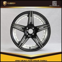 ZUMBO S0004 New design High Quality Car Aluminum Alloy Wheel