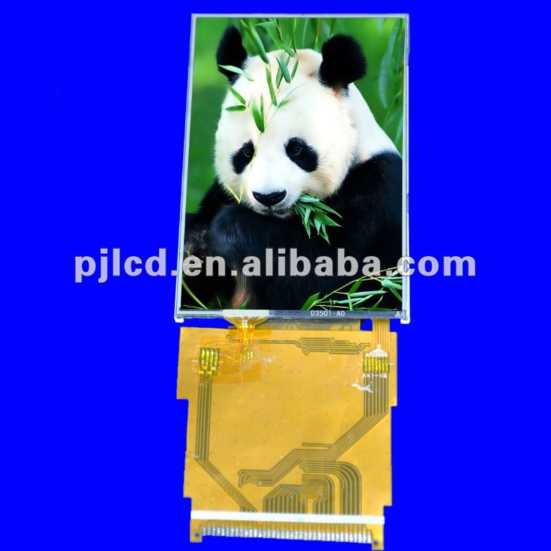 3.5 inch lcd panel for energy meter(PJ35006A)