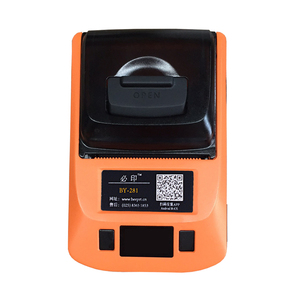Beeprt android bluetooth barcode portable handheld mobile printer Logo Bill Thermal label Receipt Printer