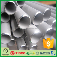 TISCO 201 Stainless Steel tube 1mm thickness price