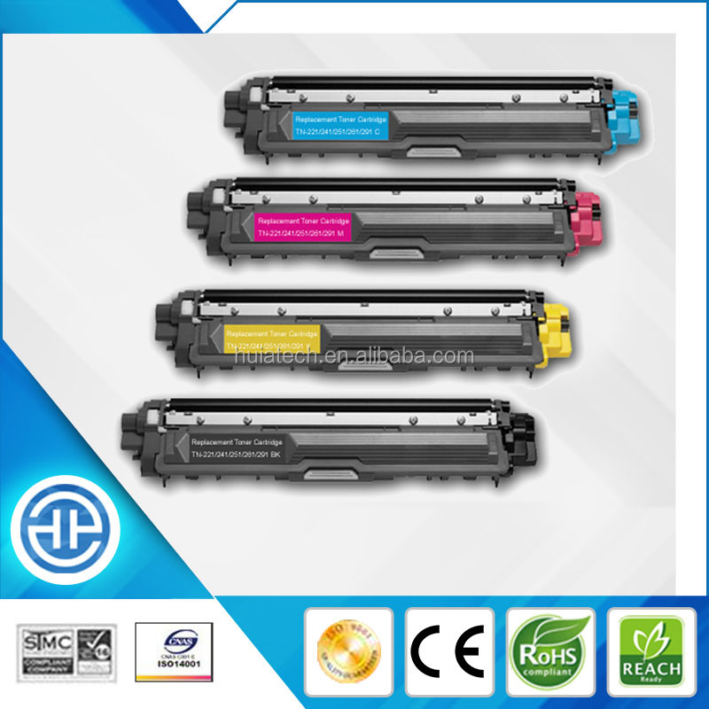 toner cartridge TN221 tn225 for America market, TN241 tn245 for Europe and Russia area, TN251 TN255 for Australia with HL-3140