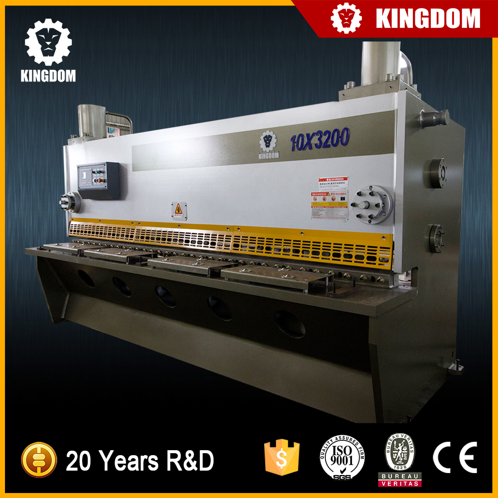 Kingdom power guillotine hand shear cutting tools