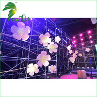 The best Oxford cloth custom inflatable flower light
