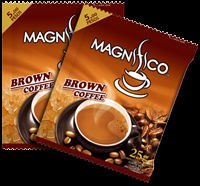 MAGNIFICO Brown Coffee