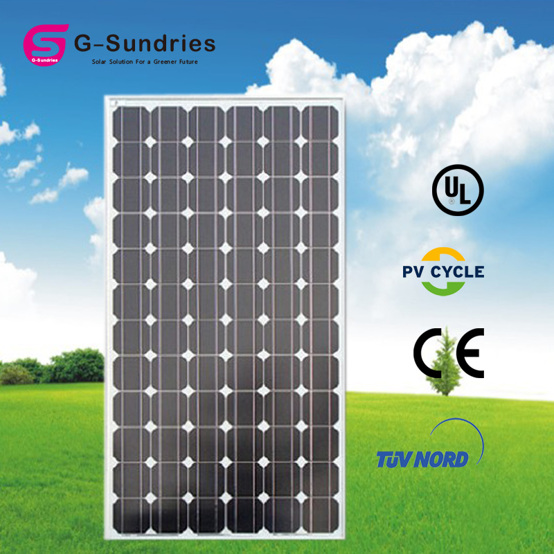 2015 hot sale 100 watt 300 watt 1000 watt solar panel for home solar system