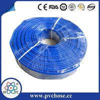 4 inch pvc high-intensity polyester fiber lay flat hose