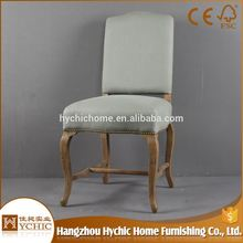 New Fashion Side Weathered Oak Side Classic Dinning Room Chairs