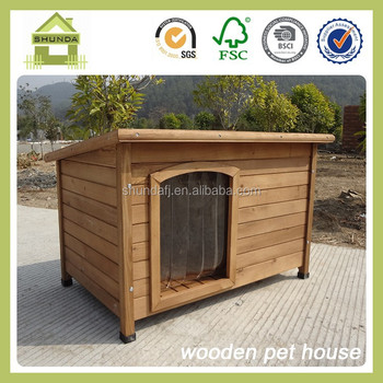 SDD06 Outdoor Wood Animal dog Cage