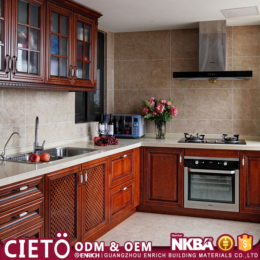 house prefabricated furniture beech wood cabinet
