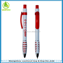 New promotional products plastic ballpoint pen imports from china