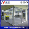 Factory direct sales discount price sound insulation glass water resistance aluminum slliding made in china door and windows