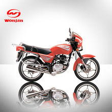 Fashion super gas 125cc street motorcycle made in china (WJ125-8)